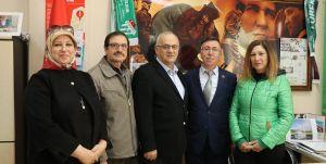 'Nilüferli'nin gönlü AK Parti diyor'